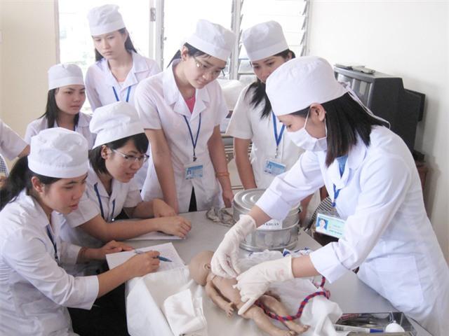 sinh viên trường y và những khó khăn