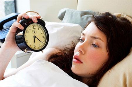 Mất ngủ có hai loại chính là mất ngủ thoáng qua và mất ngủ kinh niên