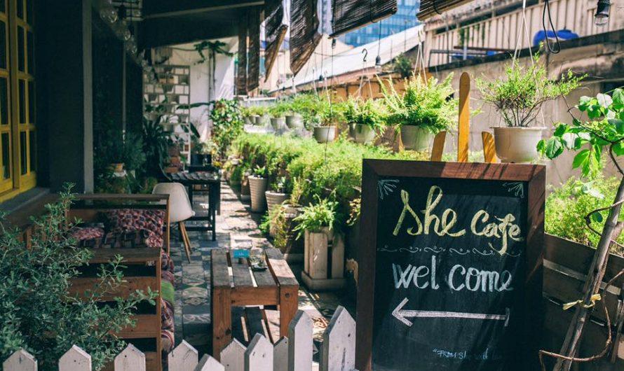 Chia sẻ kinh nghiệm mở quán cafe ăn sáng mang lợi nhuận cao