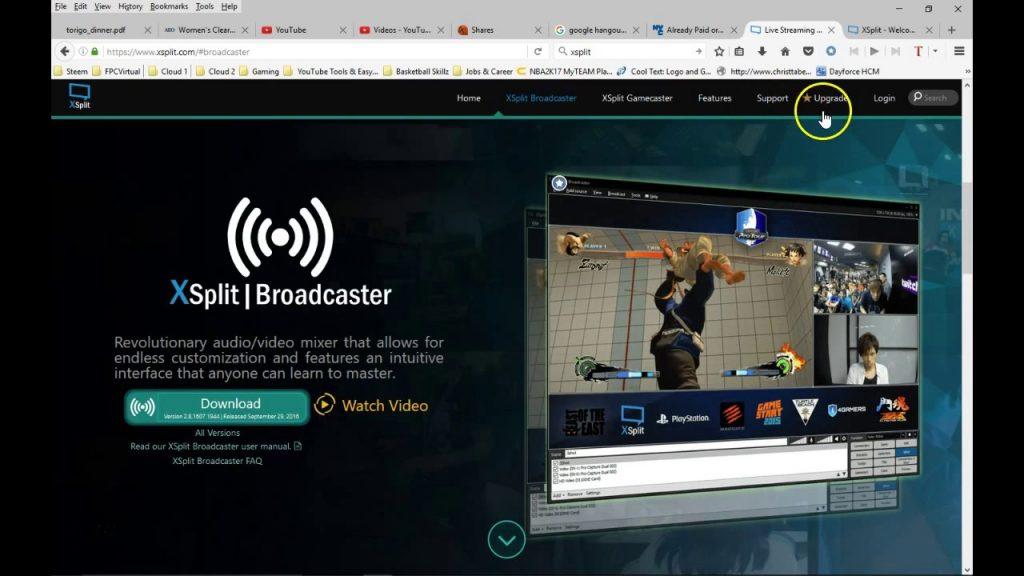 ứng dụng live stream facebook