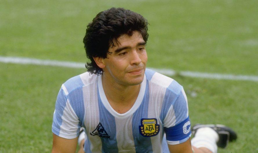 Tiểu sử Maradona cùng những thành tích thi đấu ấn tượng