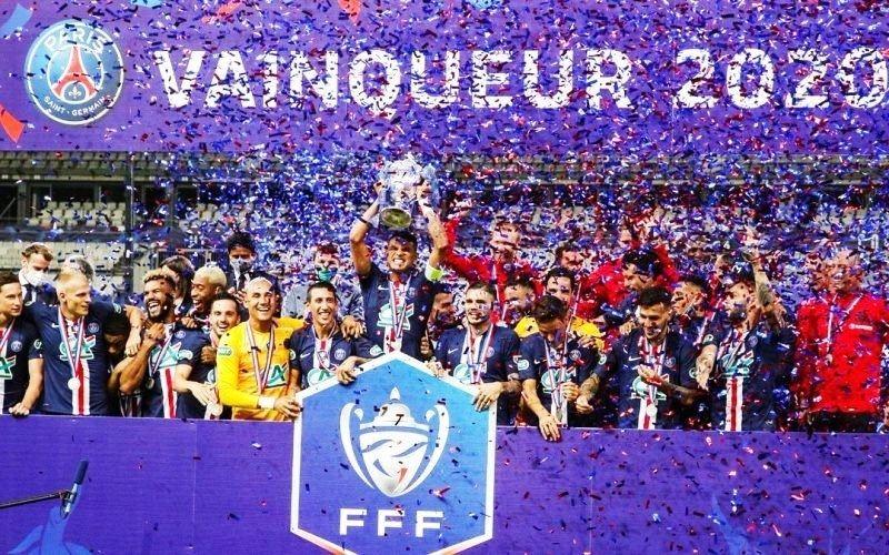 Lần thứ 13 đội bóng PSG vô địch Ligue 1 – Cúp quốc gia Pháp