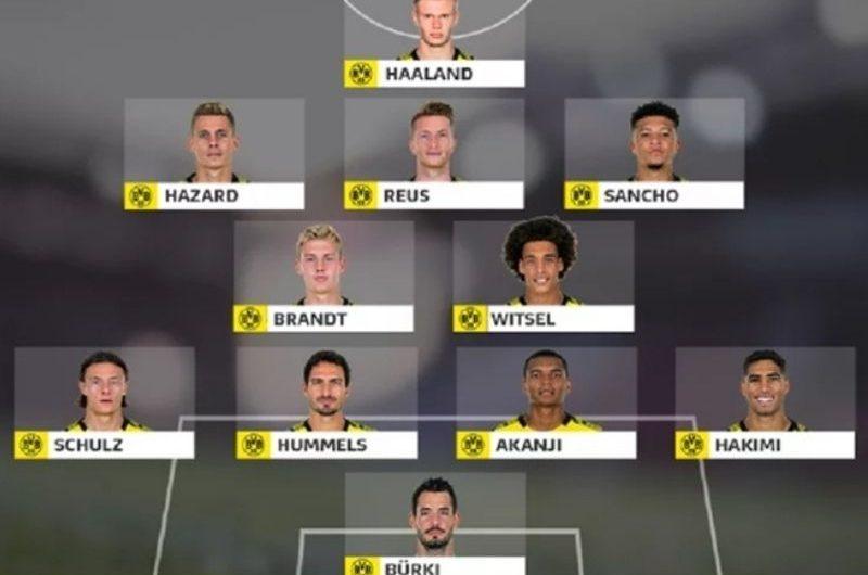 Nhận định đội hình Borussia Dortmund tham gia Bundesliga 2020/21
