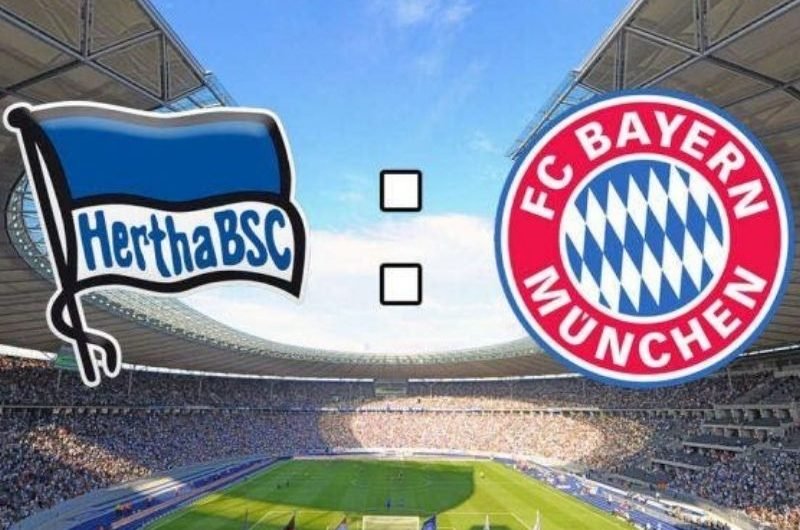 Bundesliga 2020/21 vòng 3: Lịch thi đấu Hertha BSC vs Bayern Munich ngày 3/10