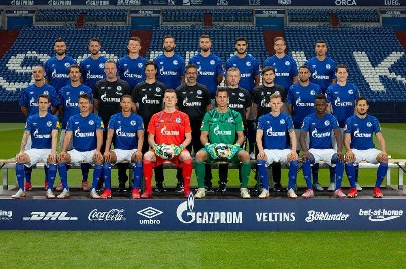 Công bố đội hình Schalke 04 chính thức thi đấu cho mùa giải 2020/21