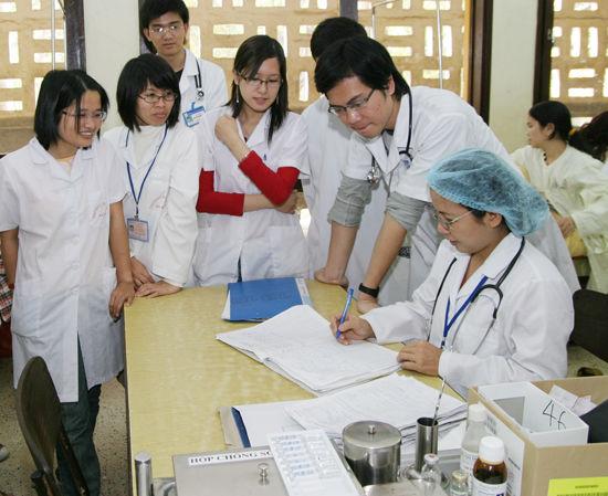 sinh viên trường y và những điều cần biết