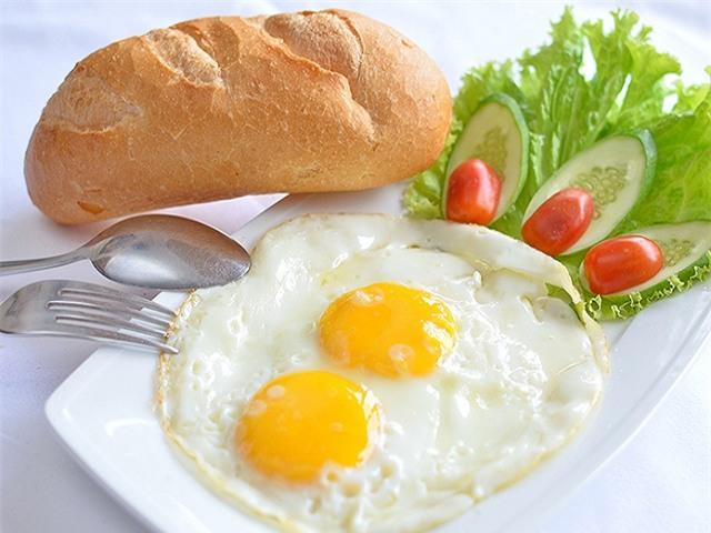 TOP những thực phẩm nên ăn vào mỗi bữa sáng