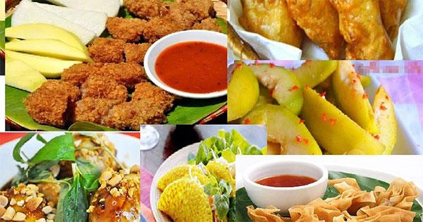 Đồ ăn luôn là mặt hàng kinh doanh hot nhất hiện nay