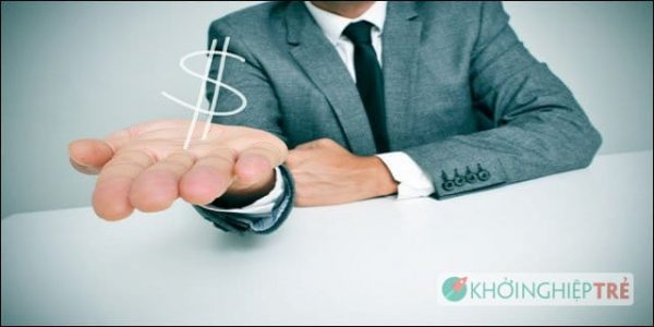 cách làm giàu từ 2 bàn tay trắng
