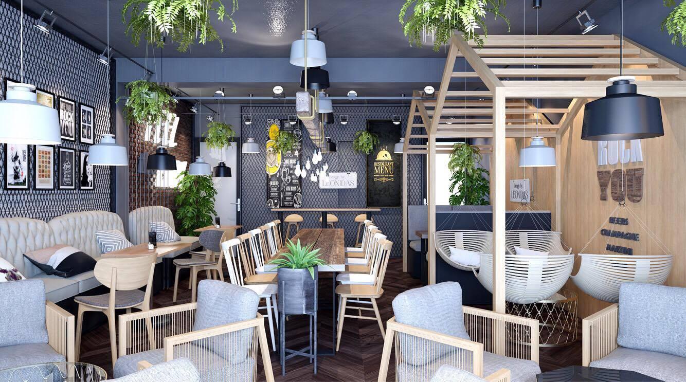 Mở quán cafe cần bao nhiêu tiền? Phải chi các khoản nào?