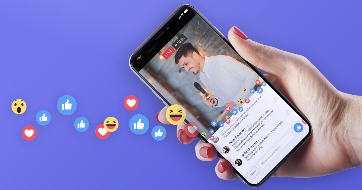 Hướng dẫn cách live stream trên facebook bằng máy tính hiệu quả