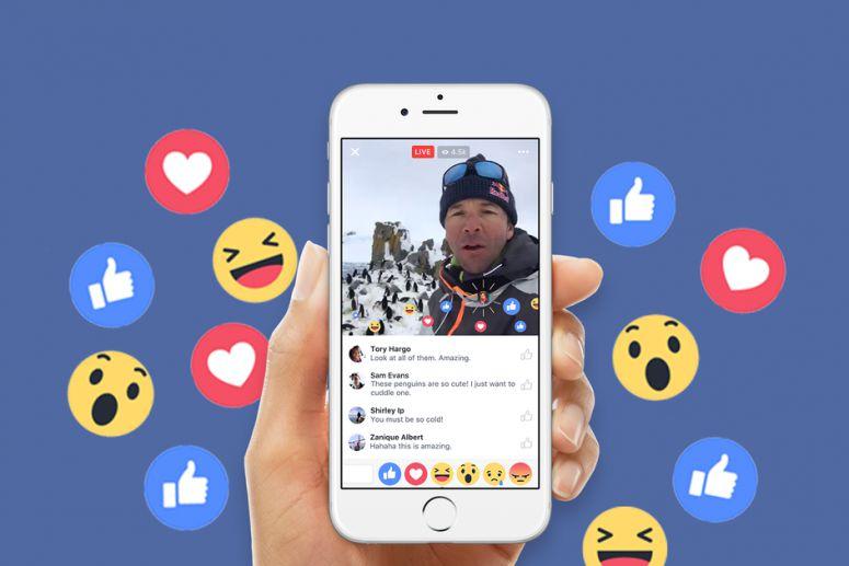 Hướng dẫn cách live stream trên facebook