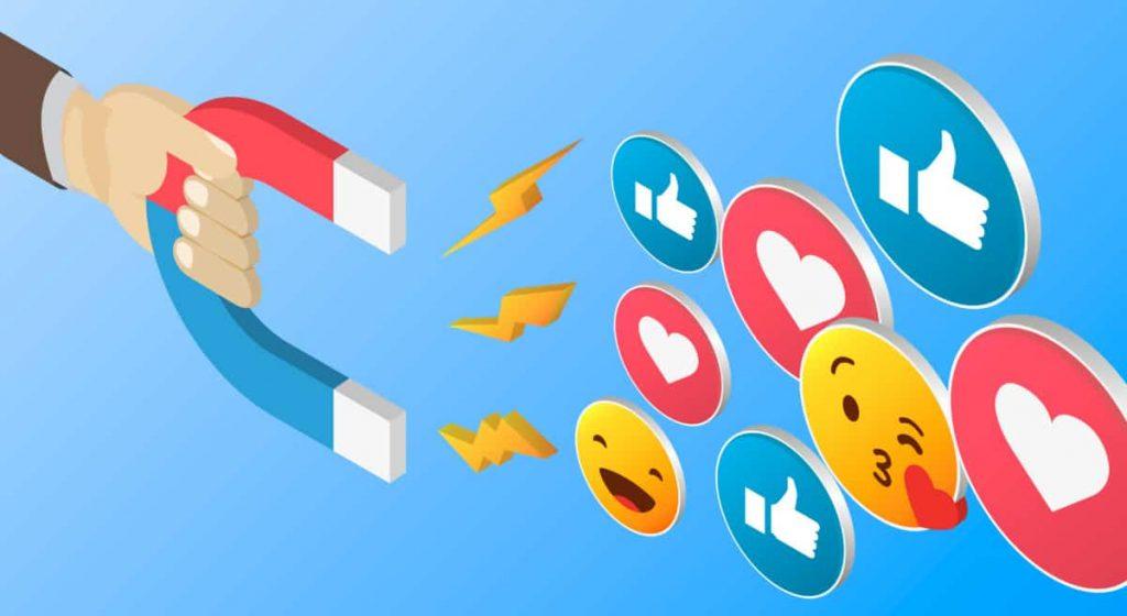 Tương tác trên facebook là gì?