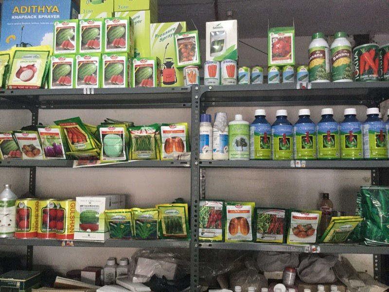 KInh doanh thuốc trừ sâu ở quê