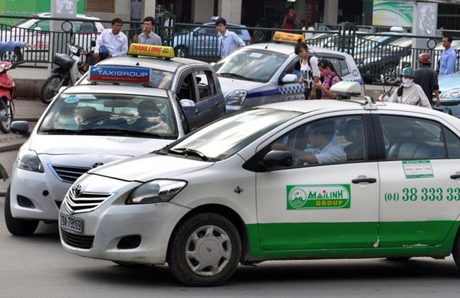 Kinh doanh vận tải hành khách bằng Taxi